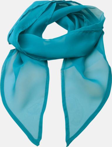 Teal Tunna accessoarscarfs i många färger