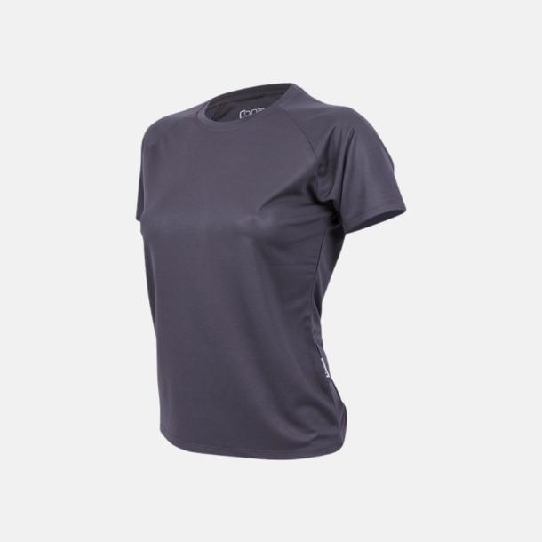 Anthracit Sport t-shirts i många färger - med reklamtryck