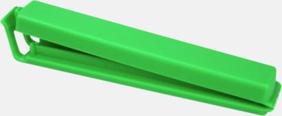 Grön (110 mm) Påsklämmor i 4 storlekar med reklamtryck