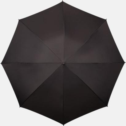 Mörkgrå Winchester - Paraplyer med tryck