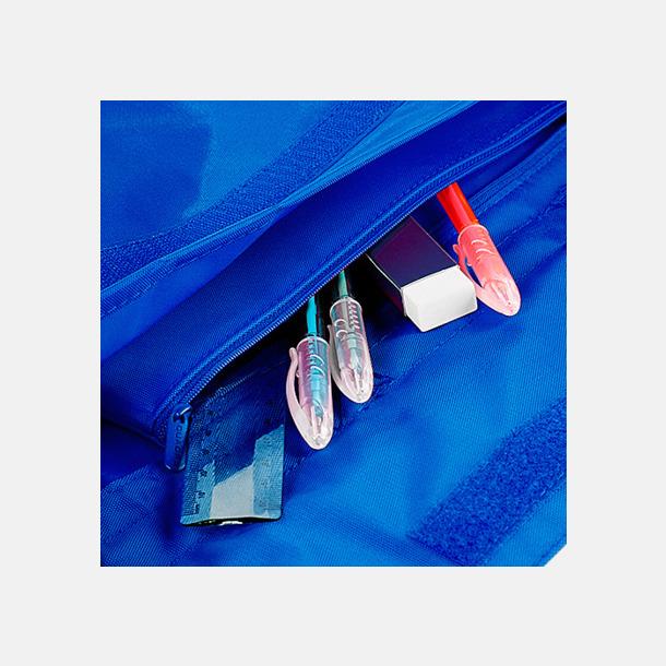 Bokväskor med eller utan axelrem med reklamtryck