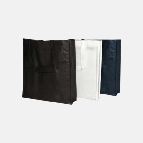 Trendiga shoppingbagar i non woven - med tryck