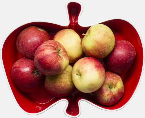 Äpple (3) Presentskålar i olika former från Sagaform