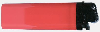 Röd Tändare med eget tryck