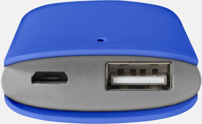 Exklusiva nödbatterier med reklamtryck