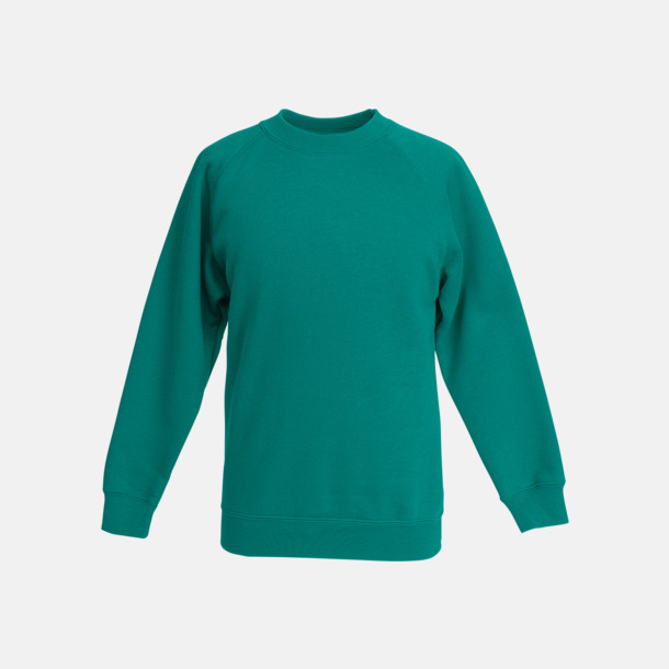 Emerald Tjocktröjor för barn med eget tryck