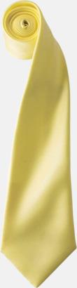 Lemon Slipsar i supermånga färger