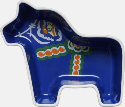 Liten dalahäst Presentskålar i olika former från Sagaform