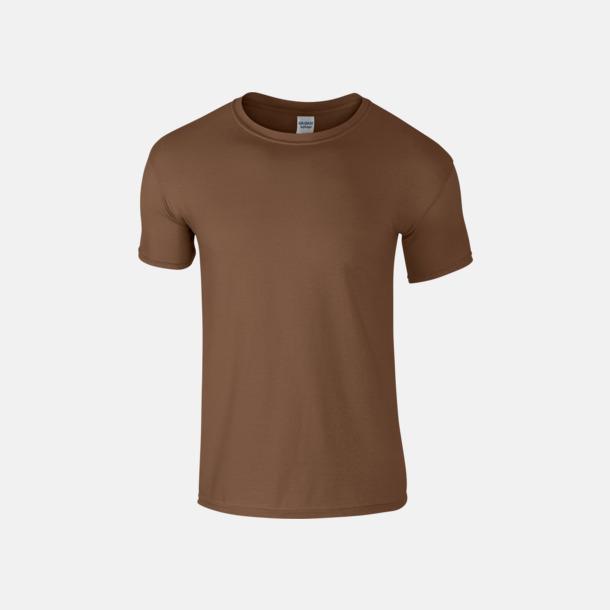 Chestnut Billiga t-shirts med tryck