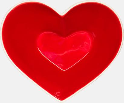 Hjärta Presentskålar i olika former från Sagaform