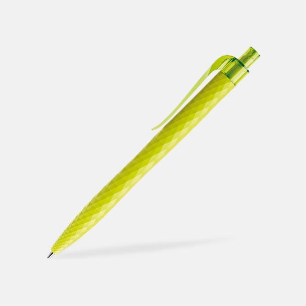 Yellow Green Småmönstrade Prodirpennor med reklamtryck