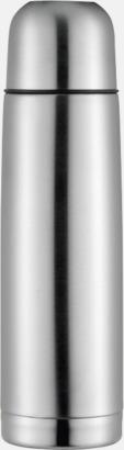 Silver Färgglada termosar med tryck