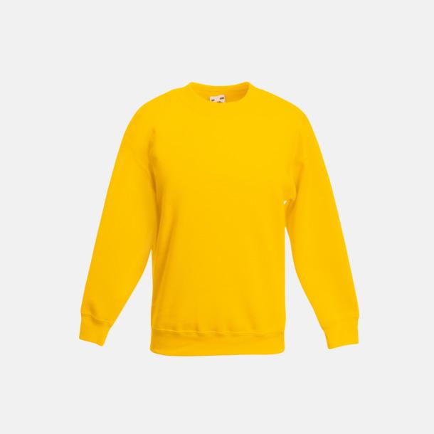Sunflower Tjocktröjor för barn med reklamtryck