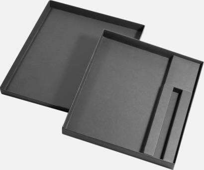 Giftbox Large (se tillval) Moleskine-böcker med blanka sidor och hårt omslag - med reklamtryck