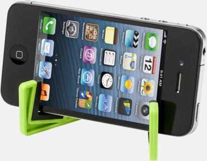 Praktiskt ställ för surfplattor och smartphones