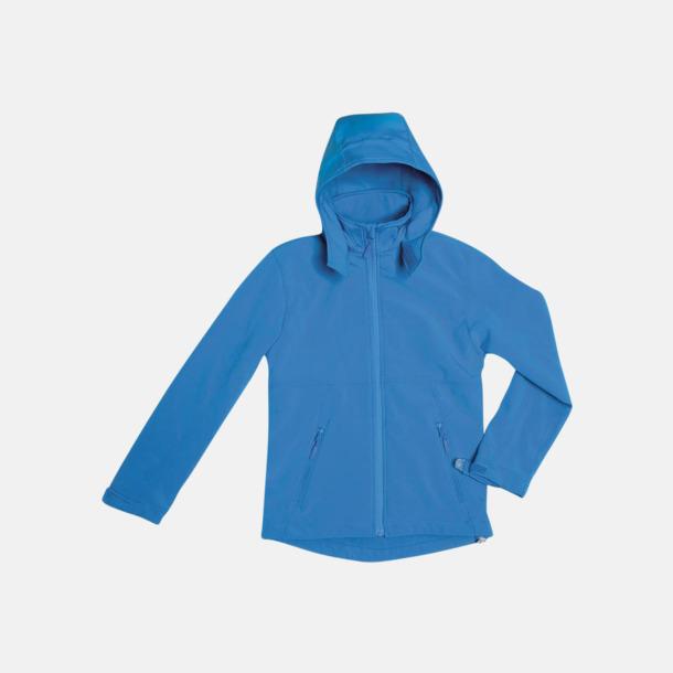 Azure (barn) Softshell-jackor för vuxna och barn - med reklamtryck