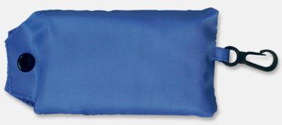 Blå Trendig, vikbar väska med belt-clip