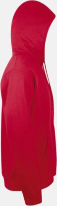 Tjocka huvtröjor i unisexmodell med reklamtryck
