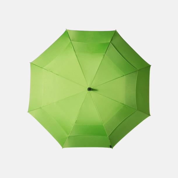 Stormsäkra paraplyer med eget tryck