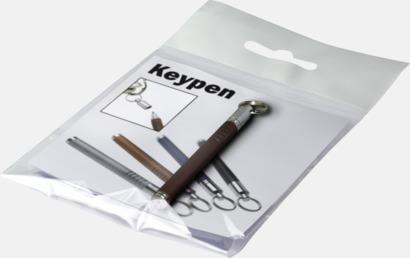 Butiksförpackning Penna för nyckelringen