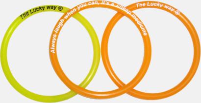 Mjuka ringarmband av miljövänligt material