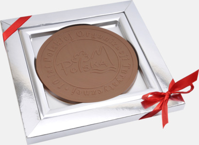 Chokladmedaljer med eget tryck