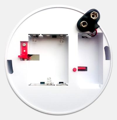 Sammankopplande brandvarnare kompatibel med KD-101LA & LM-101LC