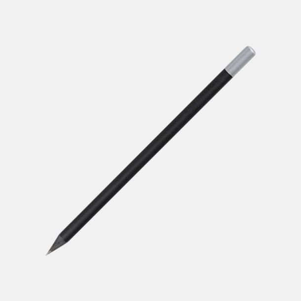 4 blyertspennor i förpackning med reklamtryck