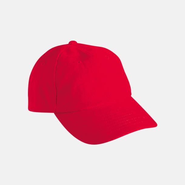 Signal Red Klassisk keps med egen brodyr