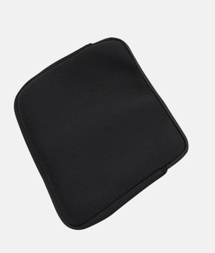 Svart iPadfodral med eget tryck