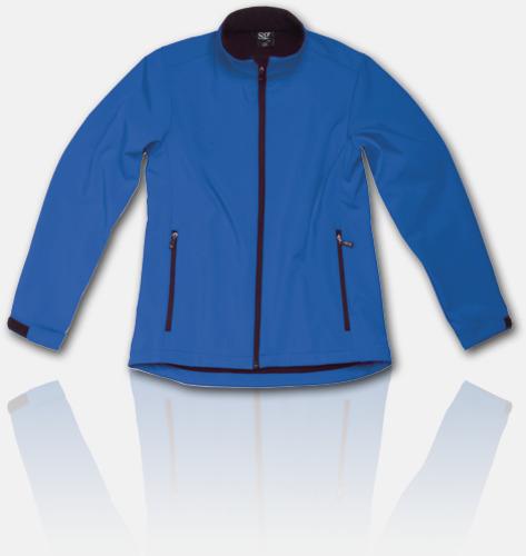 Royal Soft shell-jackor för herr, dam & barn med reklamtryck