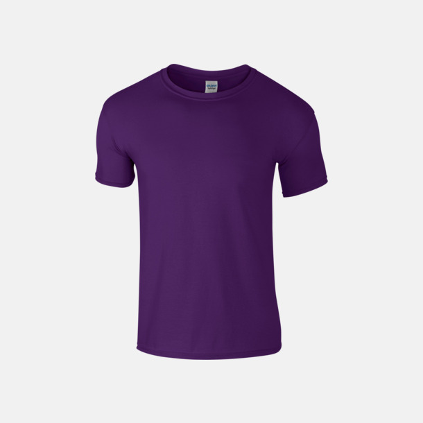 Purple Billiga t-shirts med tryck