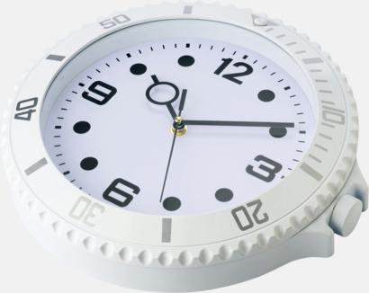 Väggklockor i armbandsursdesign med reklamtryck