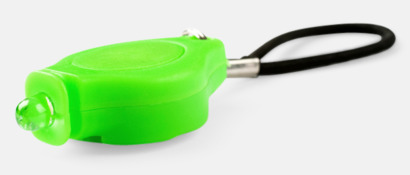 Limegrön Cykellampa LED - En led-lampa till din cykel