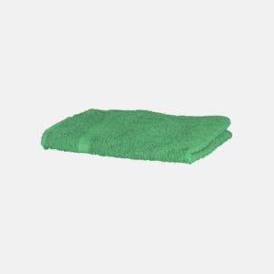Exklusiva handdukar med egen brodyr