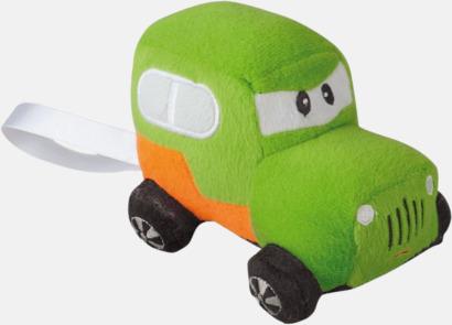 Bil Små maskotar att hänga i bilen - med reklamtryck