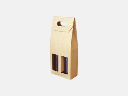 Kartonglådor för vin - med reklamtryck