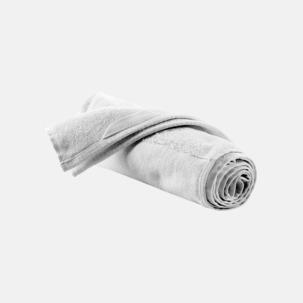 Sporthanddukar i bomull med reklambrodyr