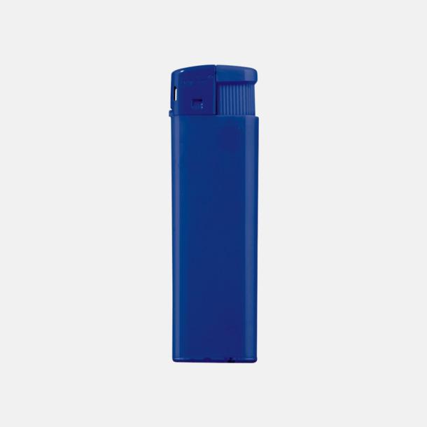 Blå Tändare med reklamtryck