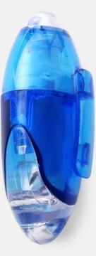 Blå Äggformade markeringspennor