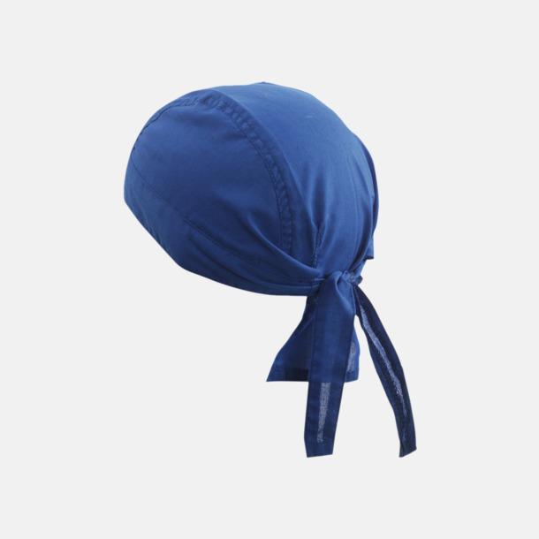 Royal (hatt) Bandanas i två varianter med reklambrodyr