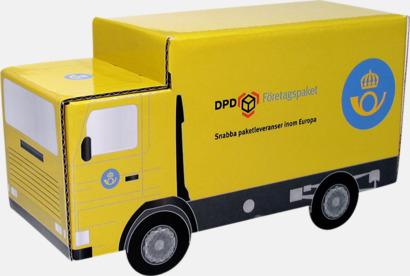 Egen design box (se tillval) Expresskarameller med reklamtryck