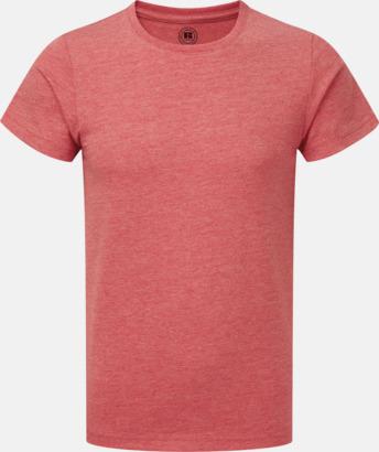 Red Marl (pojke) Barn t-shirts i u- och v-hals med reklamtryck