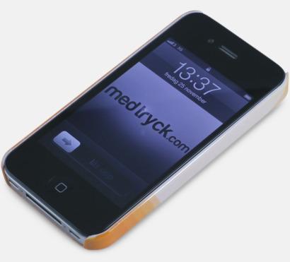 iPhone-skal med tryck - snabbt