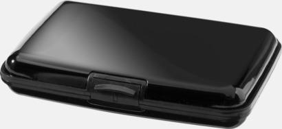 Hardcase korthållare med tryck eller gravyr