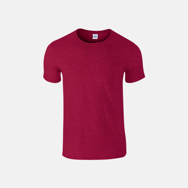 Antique Cherry Red Billiga t-shirts med tryck