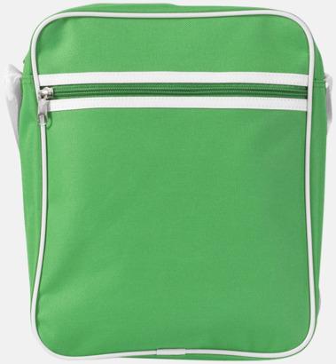 Klargrön Liten väska med retrokänsla
