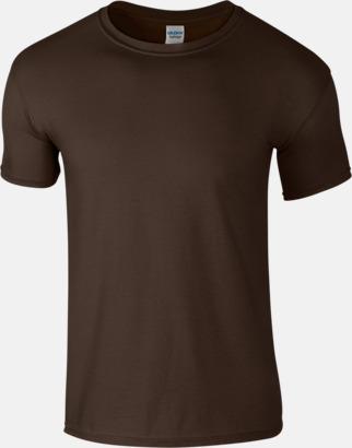 Dark Chocolate Billiga t-shirts med tryck