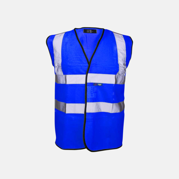 Royal Färgglada säkerhetsvästar med reklamtryck