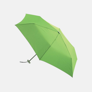 Super slim kompaktparaplyer med tryck